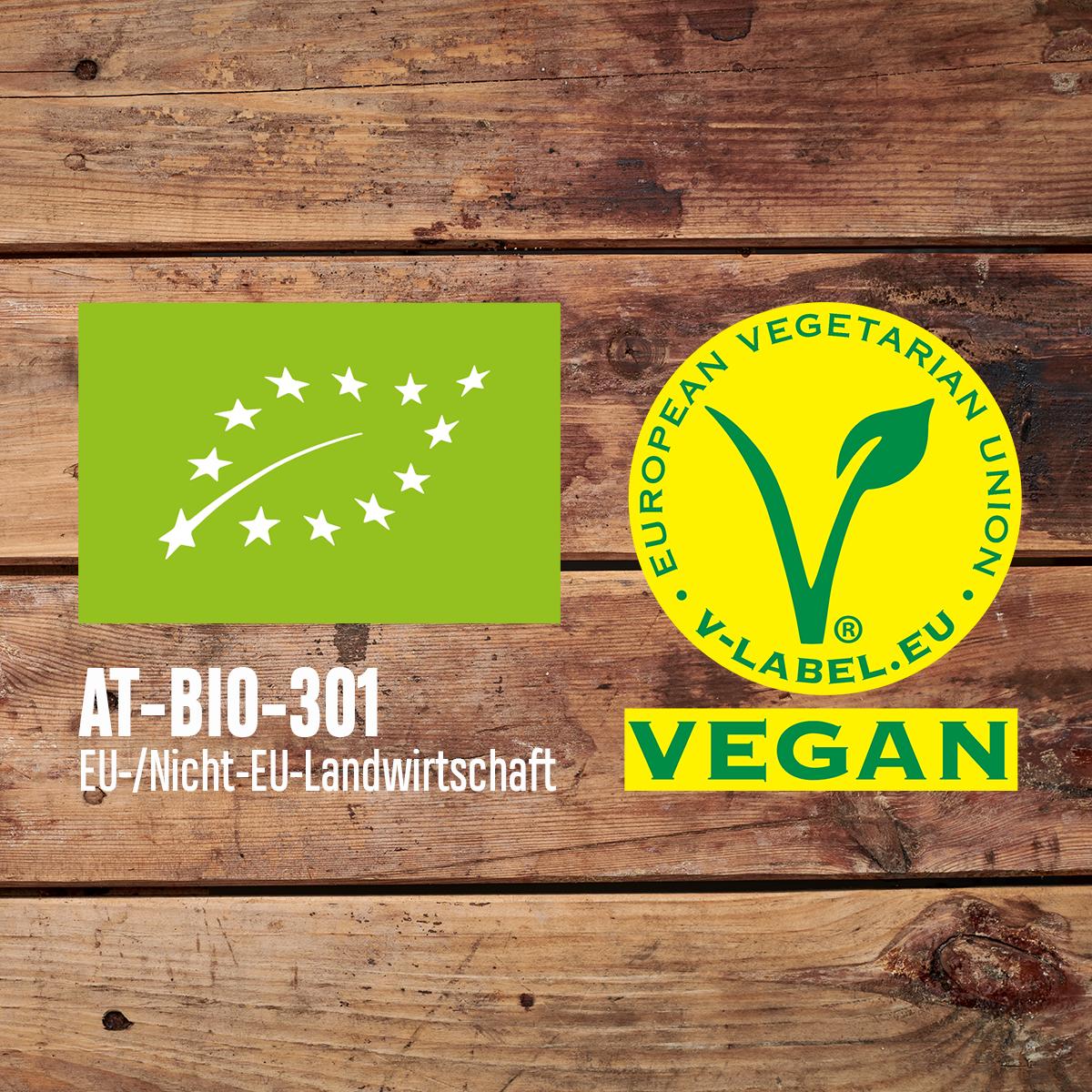 Ingwerer bio und vegan