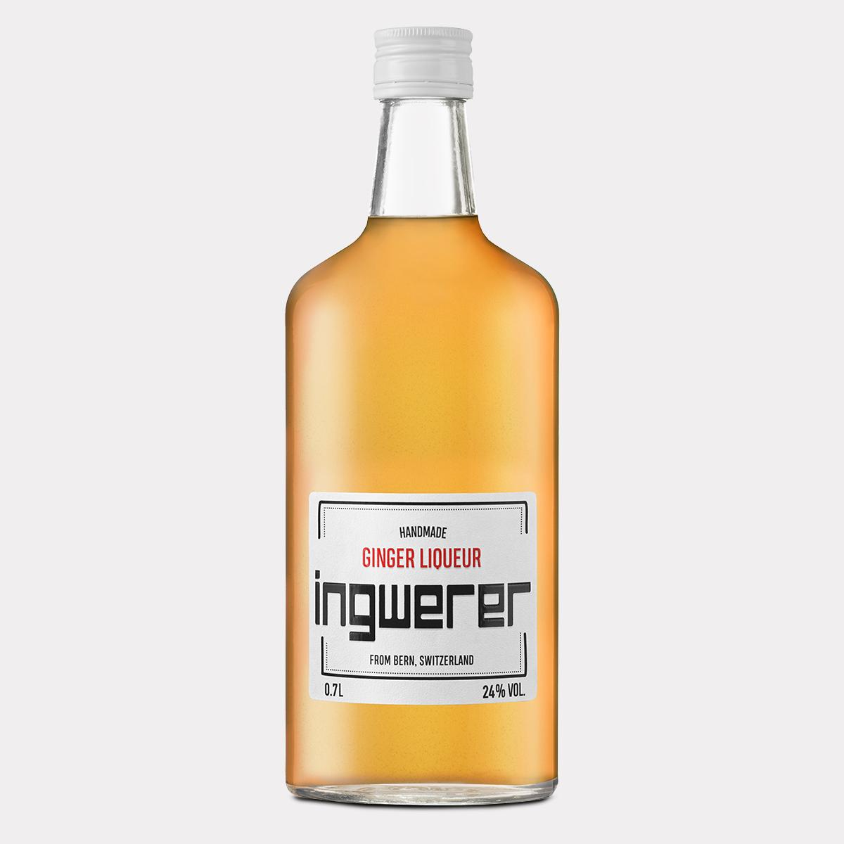 Ingwerer Ingwer-Likör