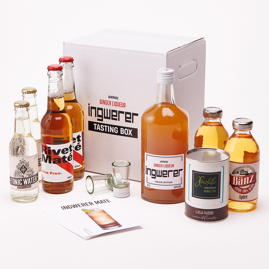 Ingwerer Tasting Box